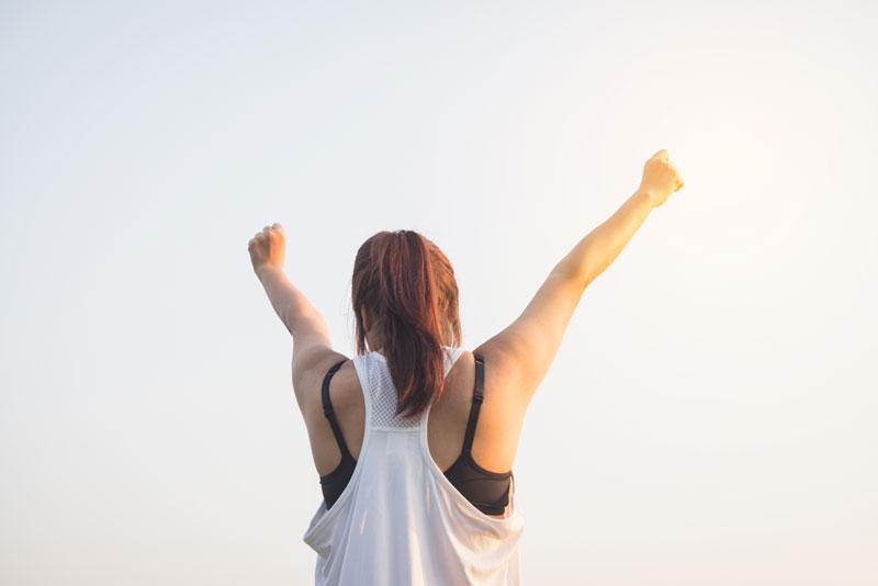 fitness goal success